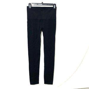 SPANX | Red Hot Label Black Leggings Size XL